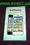Детский музыкальный телефон для развития и игры Y-Phone, фото 2