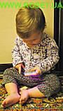 Детский музыкальный телефон для развития и игры Y-Phone, фото 4