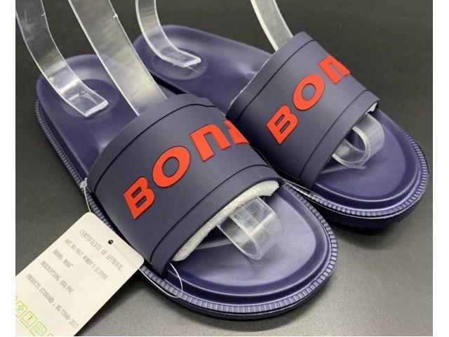Шлепки * Bona 8017 синий