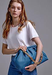 Отзывы (3 шт) о Faberlic Сумка Serena цвет голубой арт 600689