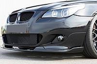Диффузор переднего бампера BMW 5 E60 М-Tech