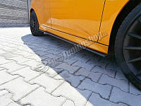 Диффузор порогов Ford Focus MK3 ST