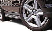 Пороги (подножки боковые) Mercedes ML W166