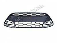 Решётка радиатора Ford Fiesta MK7 (2008-2013) дорест.
