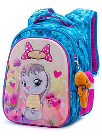 Рюкзак школьный для девочек SkyName R1-009