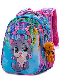 Рюкзак школьный для девочек SkyName R1-012