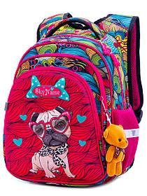 Рюкзак школьный для девочек SkyName R2-174