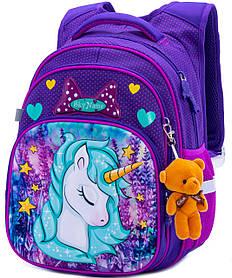 Рюкзак школьный для девочек SkyName R3-241