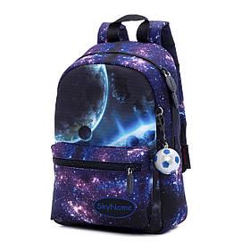 Рюкзак дошкольный для мальчиков SkyName 1106