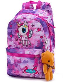 Рюкзак дошкольный для девочек SkyName 1102