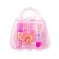 Набор принцессы - розовый кошелечек с косметикой Disney Princesses Pink Purse Cosmetic