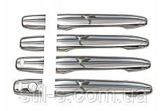 Накладки на ручки MITSUBISHI ASX под сенсоры (2010-2021)