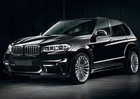 Аэродинамический комплект BMW X5 F15 Hamann wide-body style