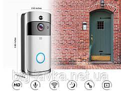 Беспроводной видеозвонок V5 Смарт Wi-Fi с динамиком