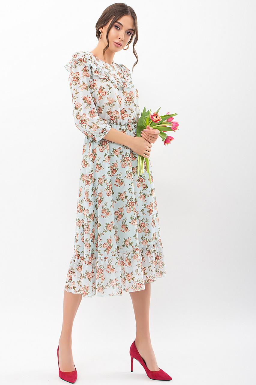 Платье Палома д/р