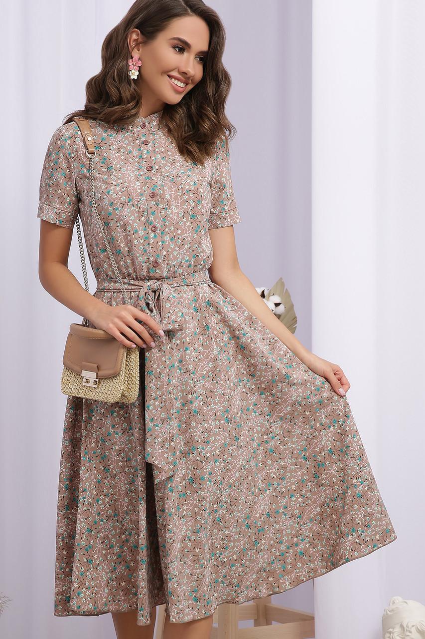 Платье Изольда к/р L