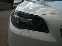 Реснички (накладки на фары) BMW 5 F10