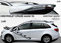Спойлер Chevrolet Cruze combi (2012-...)