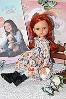 Лялька Крісті Paola Reіna 32 див. шарнірна Самі модні ляльки для дівчаток Паола Рейну