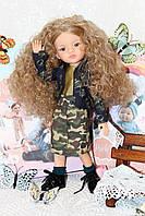 Лялька Paola Reina Маника 32 см шарнірна Самі модні ляльки для дівчаток Паола Рейну