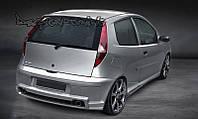 Бампер задний FIAT Punto II