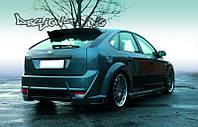 Бампер задний Ford Focus mk2