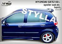 Спойлер Hyundai Getz (2002-...)