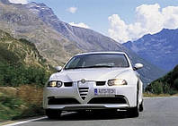 Аэродинамический комплект Alfa romeo 147