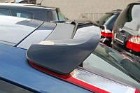 Спойлер крышки багажника Ford Focus mk2, Hb