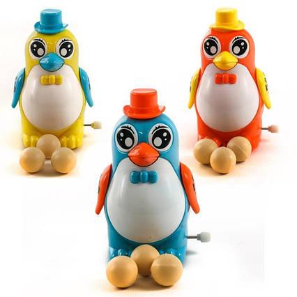 """Заводна іграшка """"Пінгвін"""""""