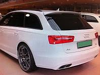 Спойлер заднего стекла Audi A6 C7