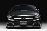 Аэродинамический комплект Mercedes W218 Wald style