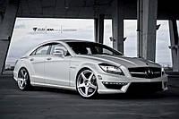 Аэродинамический комплект Mercedes W218 AMG style