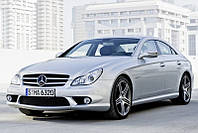 Аэродинамический комплект Mercedes W219 AMG style