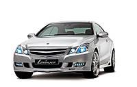 Аэродинамический комплект Mercedes W207 Lorinser style