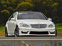 !комплект обвеса Mercedes S W221 копия AMG
