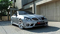 Бампер передний Mercedes SLK R171 в стиле W204 AMG