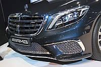Комплект обвеса Mercedes-Benz W222 S65 AMG