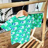 Летний костюмчик шортики и футболка от George, фото 2