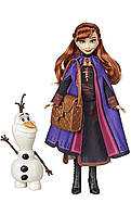 Набор Disney Frozen 2 Anna with Olaf