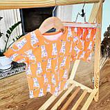 Літній костюмчик шортики та футболка від George, фото 2