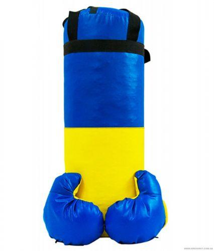 Боксерский набор Ukraine большой, 55 см 2016