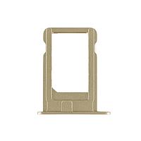 Держатель (лоток) внешний слот SIM карты лоток iPhone 5G золотой