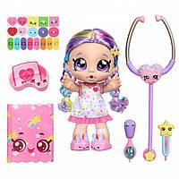 Интерактивная кукла Kindi Kids Shiver Shake Rainbow Kate