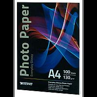 Глянцевая фотобумага tecno photo paper value pack a4 130 гр/м 100 шт glossy (130 a4 vp ed)