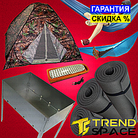 Палатка туристична туристическая 2-3-4х местная с москитной сеткой для похода водонепроницаемая автоматическая