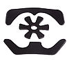 Шлем для экстремального спорта Zelart SK-5616-010 (р-р L-56-58, камуфляж зеленый), фото 5