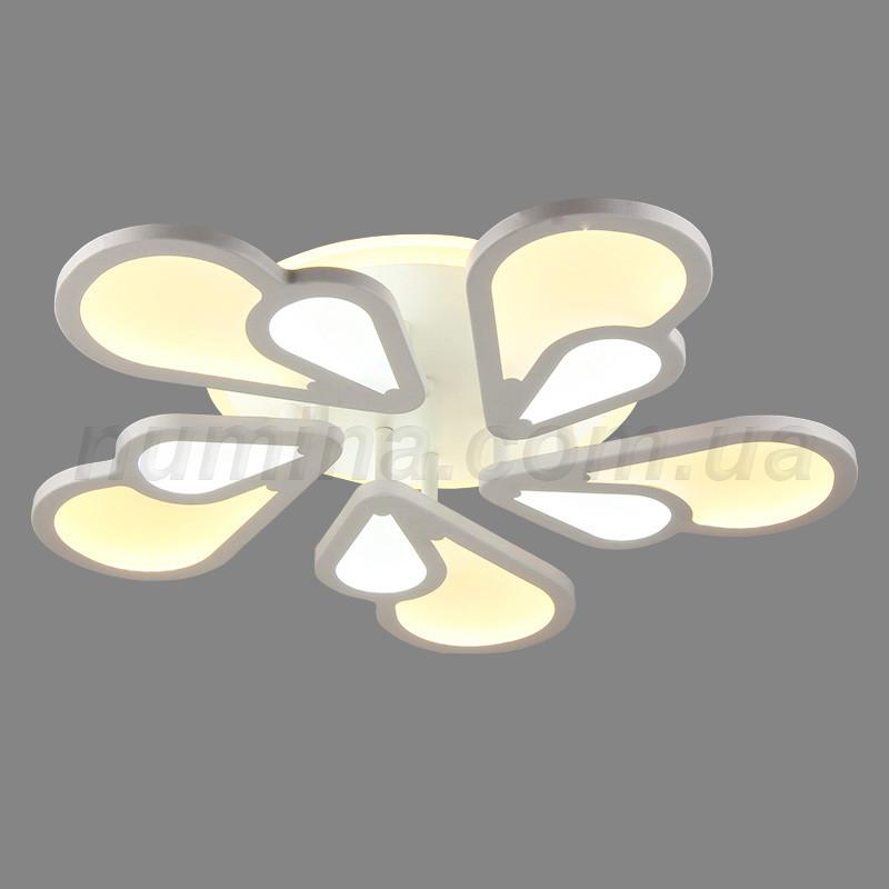 Люстра LED 3-Y1166/9 9*6W+90W