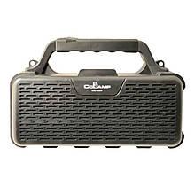Фонарь светодиодный Cclamp CL-820, солнечная панель, FM радио,USB, MP3, Aux, TF card, Bluetooth