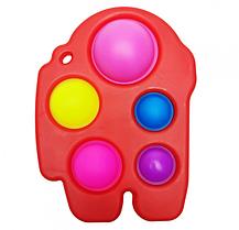 Игрушка-антистресс, симпл димпл, вечная пупырка, фото 3